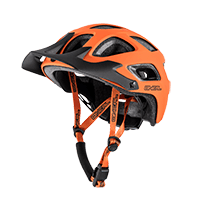 Thunderball Helmet SOLID matte orange M/54-XL/60 - bike´n soul shop saalbach hinterglemm