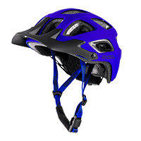 Thunderball Youth Helmet SOLID matte blue XXS/52-S/56 - Pulsschlag Bike+Sport