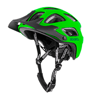 Thunderball Helmet SOLID matte green M/54-XL/60 - bike´n soul shop saalbach hinterglemm