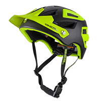 PIKE Helmet black/yellow S/M (55-58cm) - bike´n soul Shop