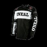 ULTRA LITE 75 Jersey black/white L - bike´n soul shop saalbach hinterglemm