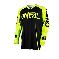 MAYHEM LITE Jersey BLOCKER black/hi-viz S - bike´n soul shop saalbach hinterglemm