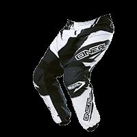 ELEMENT Pants RACEWEAR black/white 28/44 - bike´n soul Shop
