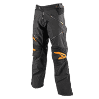 Baja Pants black/orange 28/44 - Rennrad kaufen & Mountainbike kaufen - bikecenter.de