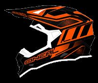2Series RL Helmet MANALISHI black/orange XS (53/54cm) - bike´n soul Shop
