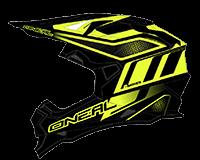 2Series RL Helmet MANALISHI black/hi-viz XL (61/62cm) - bike´n soul Shop