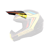 Spare Visor 2Series Helmet ARROW black/yellow - bike´n soul shop saalbach hinterglemm