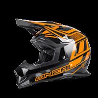 2Series EVO Helmet MANALISHI black/orange XL (61/62cm) - bike´n soul Shop