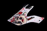 Spare Visor 909 Bones Helmet - bike´n soul shop saalbach hinterglemm