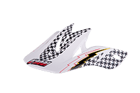 Spare Visor Skad CG Signature Helmet white/black - bike´n soul shop saalbach hinterglemm