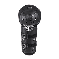 PRO III Carbon Look Knee Guard black - bike´n soul shop saalbach hinterglemm
