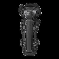 PRO II RL Carbon Look Knee Cups black - bike´n soul shop saalbach hinterglemm