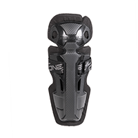 PRO II RL Carbon Look Knee Cups Youth black - bike´n soul Shop