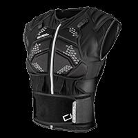 ANGER Protector Vest gray S - bike´n soul Shop