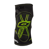 Junction Lite Knee Guard black/neon green M - Pulsschlag Bike+Sport