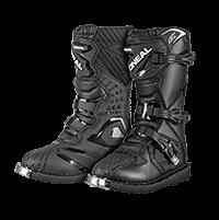RIDER Youth Boot black 5/37 - bike´n soul shop saalbach hinterglemm