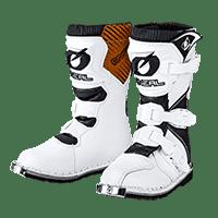 RIDER Youth Boot white 1/33 - bike´n soul shop saalbach hinterglemm