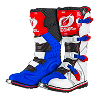 RIDER Boot EU blue/red/white 39/7 - bike´n soul shop saalbach hinterglemm