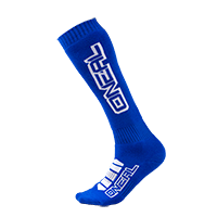 PRO MX Sock CORP blue (One Size) - Pulsschlag Bike+Sport