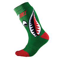 Pro MX Sock Youth Bomber green (One Size) - bike´n soul shop saalbach hinterglemm