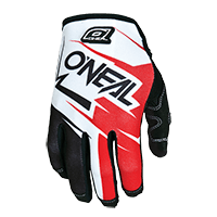JUMP Glove FLOW JAG black/red S/8 - bike´n soul shop saalbach hinterglemm