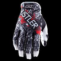 JUMP Glove HUSTLER black/white S/8 - bike´n soul Shop