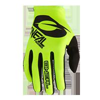 MATRIX Glove ICON neon yellow L/9 - Pulsschlag Bike+Sport