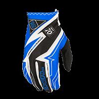 Matrix Glove RACEWEAR black/blue S/8 - bike´n soul shop saalbach hinterglemm