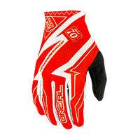 Matrix Glove RACEWEAR white/red S/8 - bike´n soul shop saalbach hinterglemm