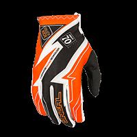 Matrix Glove RACEWEAR black/orange S/8 - bike´n soul shop saalbach hinterglemm