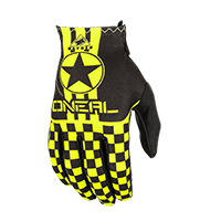 Matrix Youth Glove WINGMAN Black/Neon Yellow XS/1-2 - bike´n soul shop saalbach hinterglemm