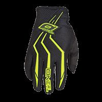 ELEMENT Glove hi-viz/black L/9 - Pulsschlag Bike+Sport