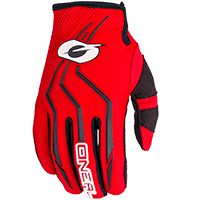 ELEMENT Youth Glove red L/6 - Pulsschlag Bike+Sport