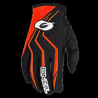 ELEMENT Youth Glove orange L/6 - Pulsschlag Bike+Sport