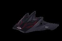 Spare Visor Fury Helmet black 08 - bike´n soul shop saalbach hinterglemm