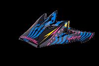 Spare Visor Backflip RL Helmet  neon - bike´n soul Shop