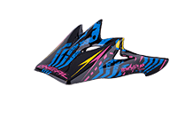 Spare Visor Backflip RL Helmet  neon - bike´n soul shop saalbach hinterglemm