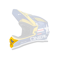 Spare Mouthpiece Fury Evo '13-'15 & Backflip Evo '16 yellow - bike´n soul shop saalbach hinterglemm