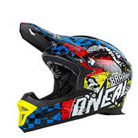 Fury RL Helmet WILD Multi XS (53/54cm) - bike´n soul Shop