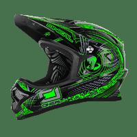 Backflip Fidlock DH Helmet RL2 VENTURE green S (55/56cm) - bike´n soul Shop