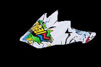 Spare Visor Backflip Fidlock DH helmet Villain multi - bike´n soul shop saalbach hinterglemm