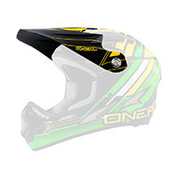 Spare Visor Backflip Evo PINNER until 2015 green - bike´n soul shop saalbach hinterglemm