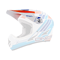 Spare Visor Backflip Evo until 2015 PINNER blue - bike´n soul shop saalbach hinterglemm