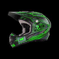 Spare Visor Backflip Evo until 2015 VENTURE green - bike´n soul Shop