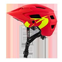 DEFENDER 2.0 Helmet SOLID red L/58-XL/61 - Pulsschlag Bike+Sport