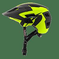 DEFENDER 2.0 Helmet SLIVER neon yellow/black L/58-XL/61 - Pulsschlag Bike+Sport