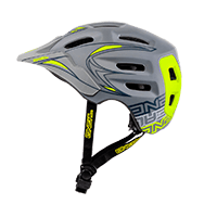 Defender Helmet Tribal gray/yellow L/59-XL/61 - bike´n soul shop saalbach hinterglemm