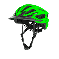 Q RL Helmet green XS/S/M (53-58cm) - bike´n soul Shop