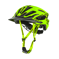 Q RL Helmet neon yellow XS/S/M (53-58cm) - bike´n soul shop saalbach hinterglemm