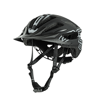 Q RL Helmet matte black XS/S/M (53-58cm) - bike´n soul shop saalbach hinterglemm